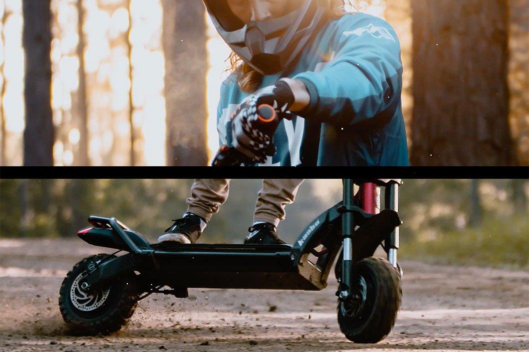 Hydraulické kotoučové brzdy s ABS